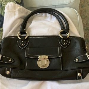 Black Marc Jacobs shoulder tote